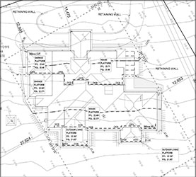 Architectural Drafting Plans and Diagrams