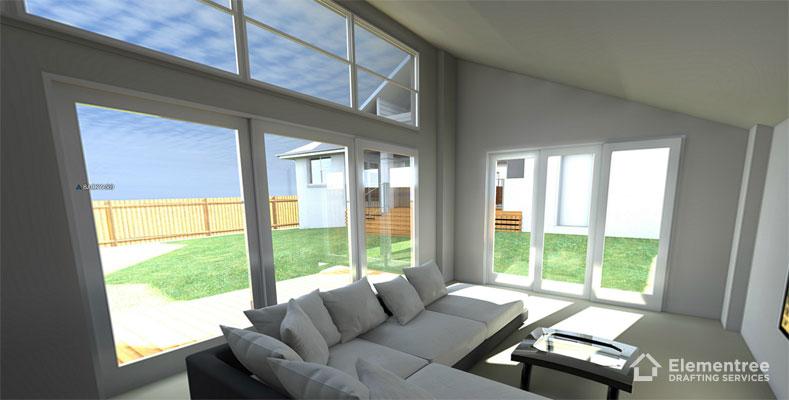 Architectural visualisation - Virtual Panoramas