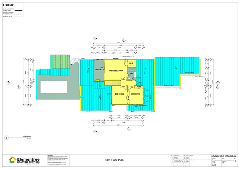 working-drawing-2-first-floor-plan