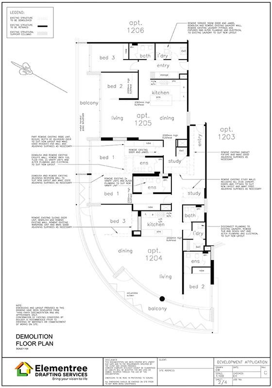 working-drawing-4-demolition-floor-plan