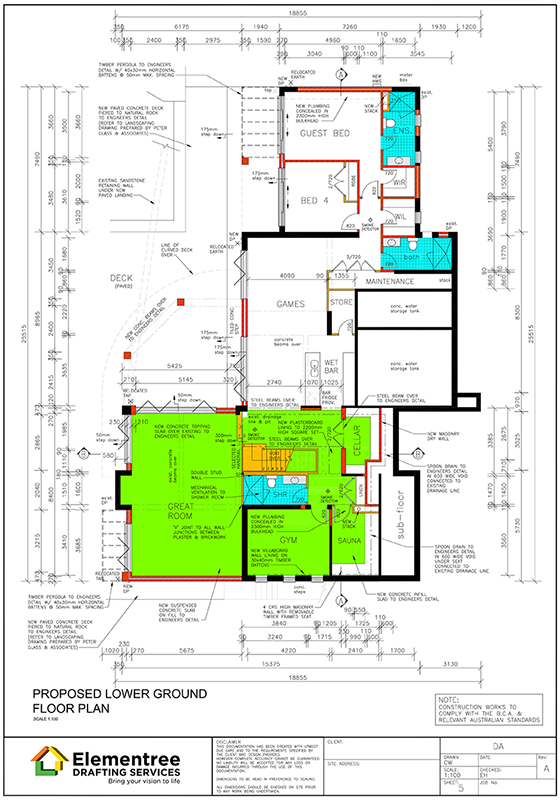 working-drawing-5-proposed-lower-ground-floor-plan