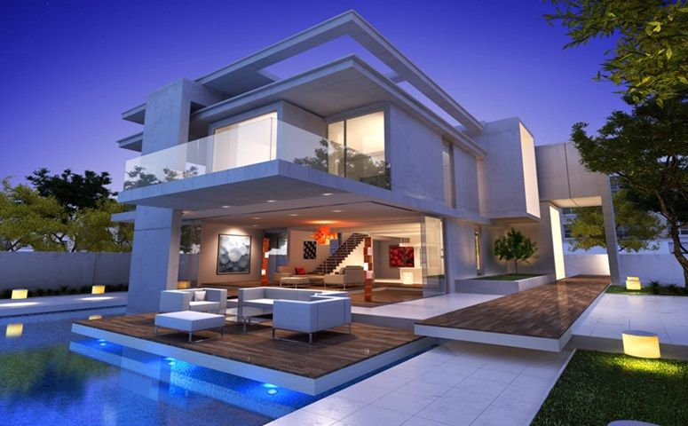 luxury home design